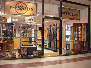 David Pressman Opticians, Hemel Hempstead, Hertfordshire